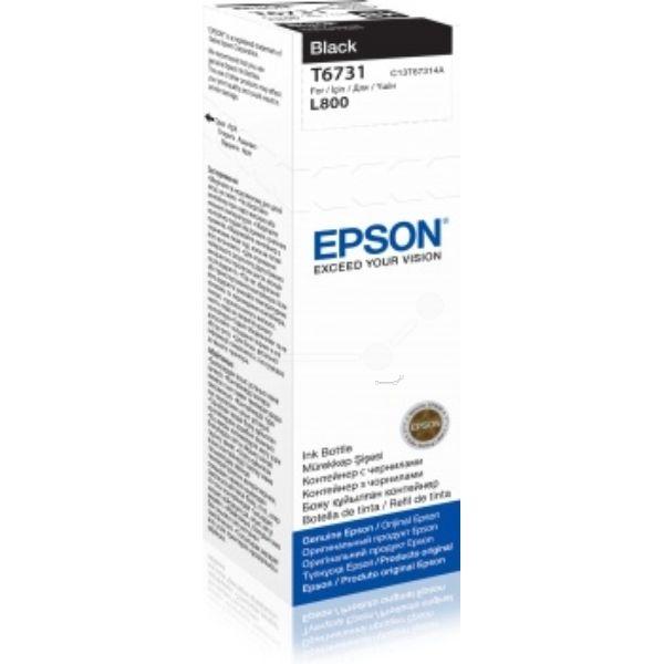 Epson T6731 Original Tintenpatrone schwarz