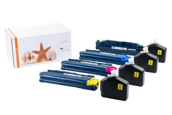 Alternativ zu Kyocera TK-5290 C TK-5290 K TK-5290 M TK-5290 Y Toner MultiPack Bk,C,M,Y
