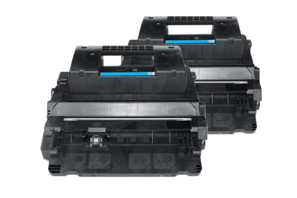 Alternativ zu HP CC364XD / 64XD Toner Black Doppelpack