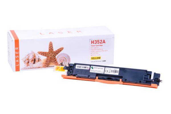 Alternativ zu HP 130A Toner gelb