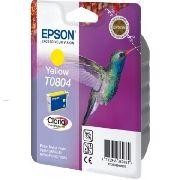 Epson T0804 Original Tintenpatrone gelb