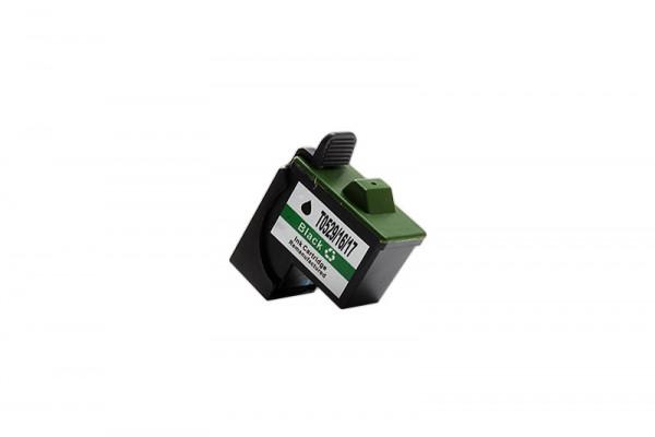 Alternativ zu Dell T0529 Tinte schwarz