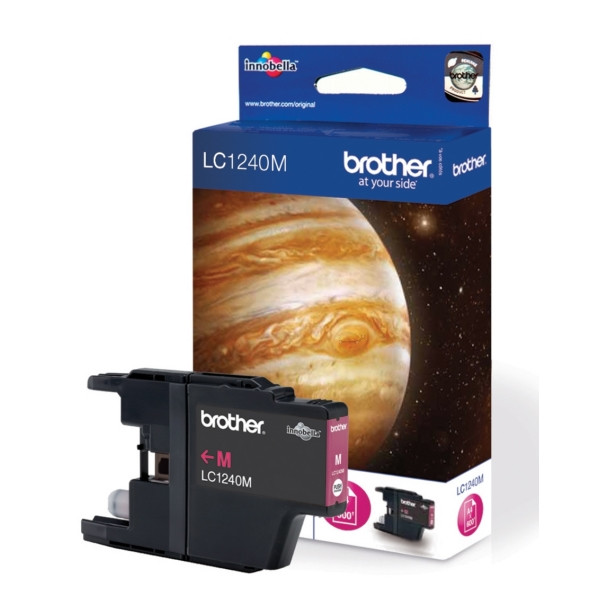 Brother Ink LC 1240 Magenta 0,6k (LC1240M)