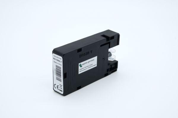 Alternativ zu Canon PGI-1500 XLY Druckerpatrone gelb