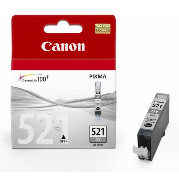 Canon 521GY Original Tintenpatrone grau