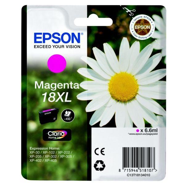 Epson 18XL Original Tintenpatrone magenta
