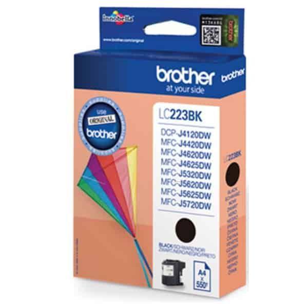 Brother LC-223BK Original Tintenpatrone schwarz