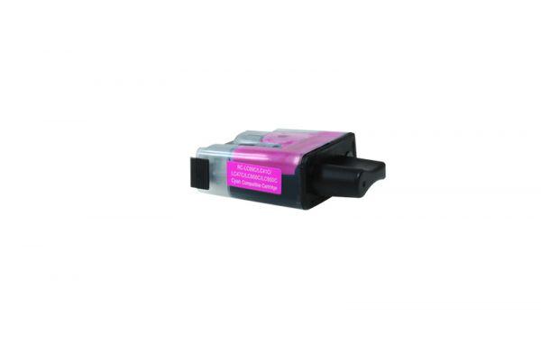 Alternativ zu Brother LC-900M Druckerpatrone magenta