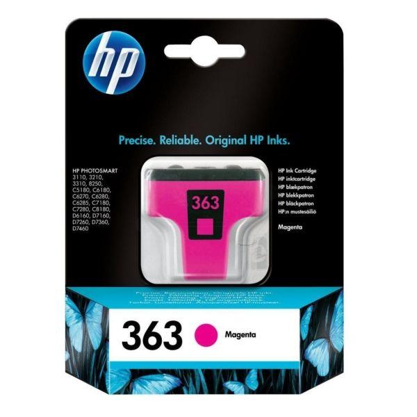 HP 363 Original Tintenpatrone magenta