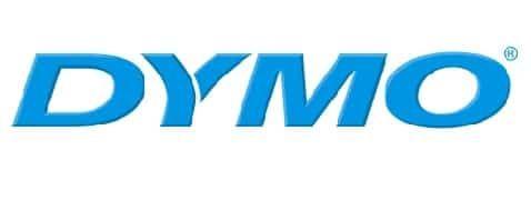 Dymo S0721680 Original DirectLabel-Etiketten Polyester rot