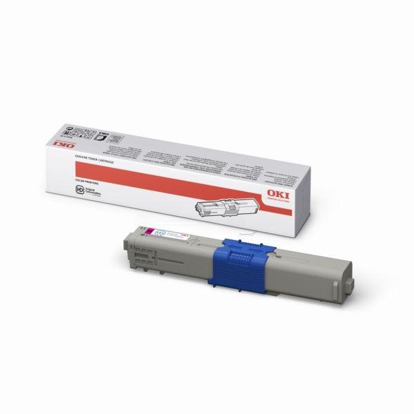 OKI 44469723 Original Toner-Kit magenta
