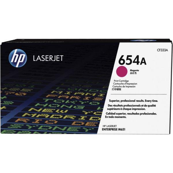 HP 654A Original Tonerkartusche magenta
