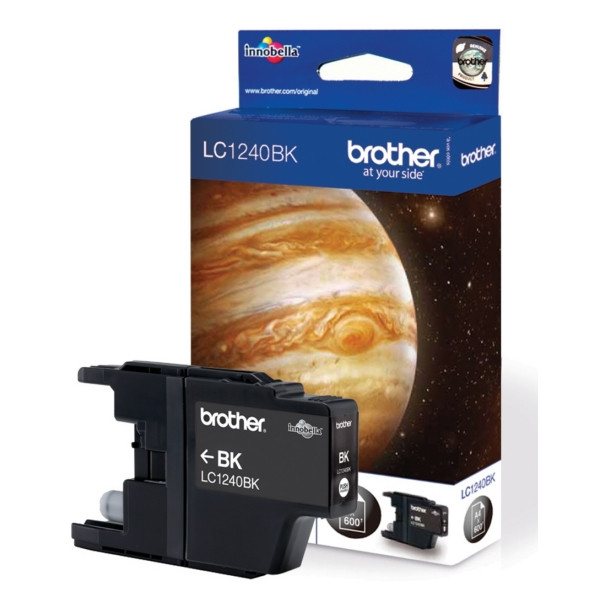 Brother Ink LC 1240 Black (LC1240BK) 0,6k