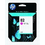 HP 82 Original Tintenpatrone magenta