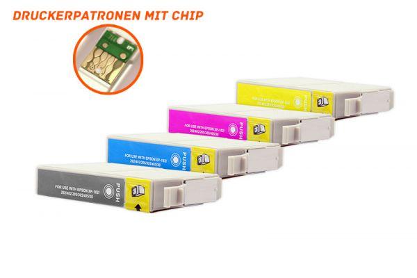 Alternativ zu Epson T1301 Druckerpatronen Multipack XL