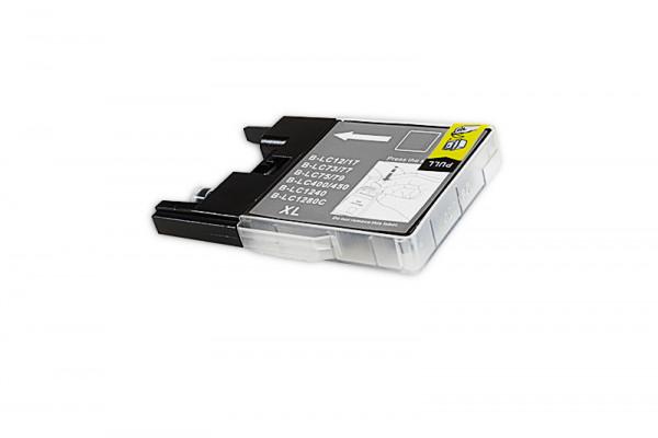 Alternativ zu Brother LC-1280XLBK Tinte schwarz High-Capacity