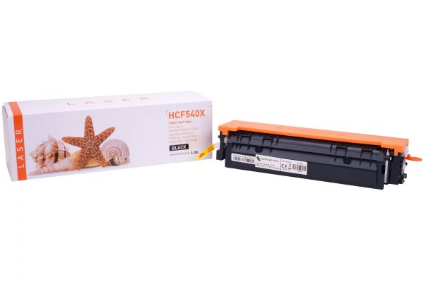 Alternativ zu HP 203X Toner schwarz