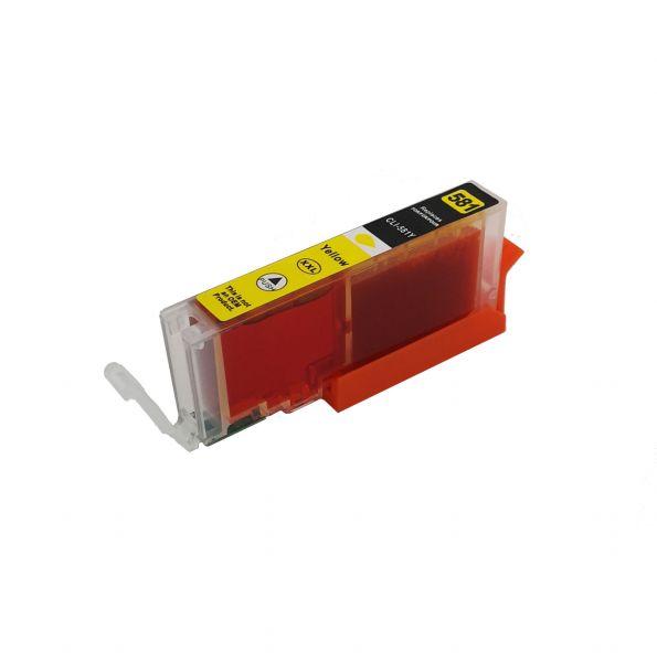 Alternativ zu Canon CLI-581Y / 2051C001 XL Tinte Gelb