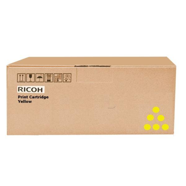 Ricoh 407719 Original Toner gelb