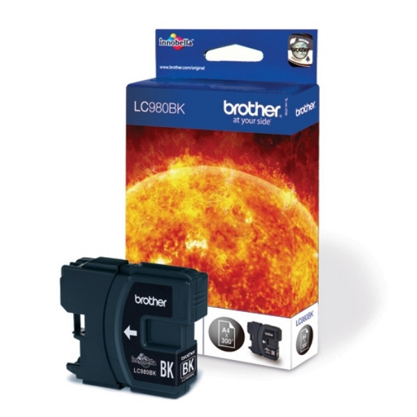 Brother Ink LC 980 Black (LC980BK)