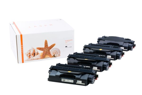 Alternativ zu HP 05X 80X Toner schwarz