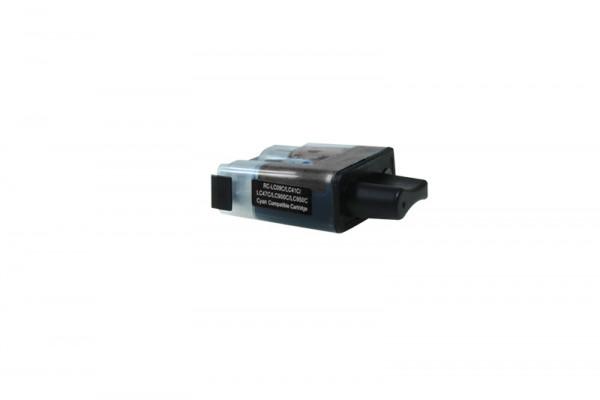 Alternativ zu Brother LC-900BK Tinte schwarz