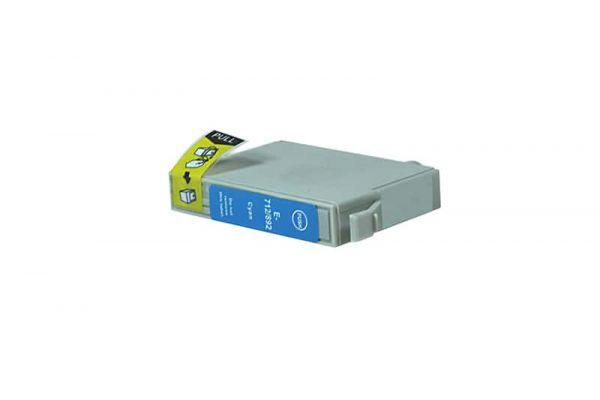 Alternativ zu Epson T0712 Druckerpatrone cyan