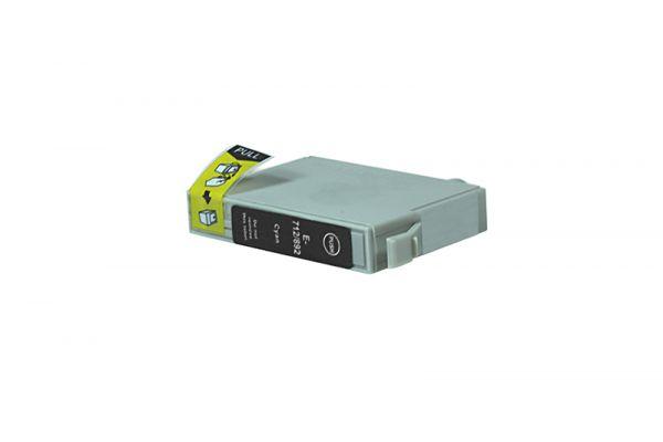 Alternativ zu Epson T0711 Druckerpatrone schwarz