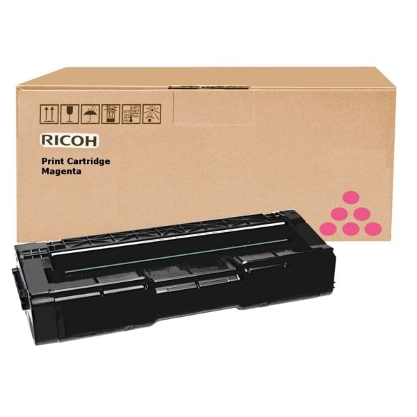 Ricoh TYPESPC310HE Original Toner magenta