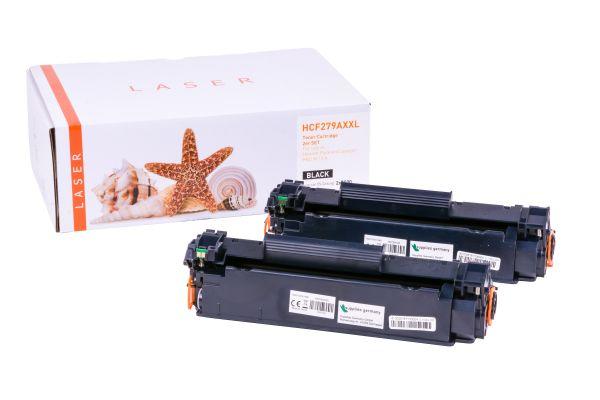 Alternativ zu HP 79A Toner Doppelpack