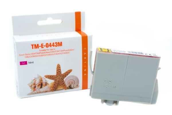 Alternativ zu Epson T0443 Druckerpatrone magenta