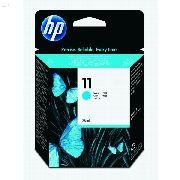 HP 11 Original Tintenpatrone cyan