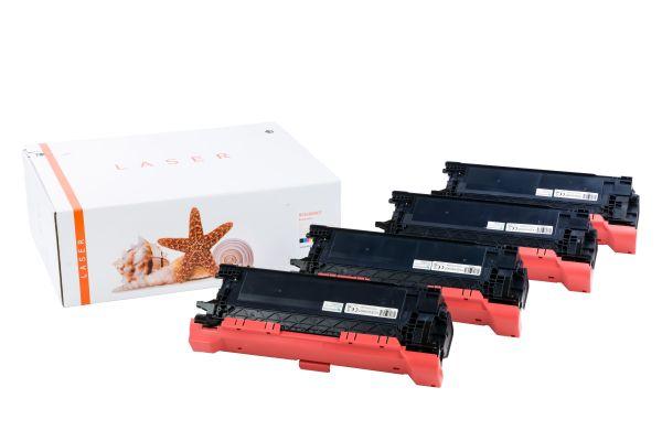 Alternativ zu HP 507A 507X Toner MultiPack Bk,C,M,Y