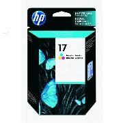 HP 17 Original Druckkopfpatrone color