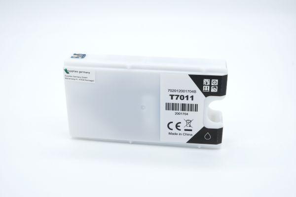 Alternativ zu Epson T7011 Druckerpatrone schwarz XXL