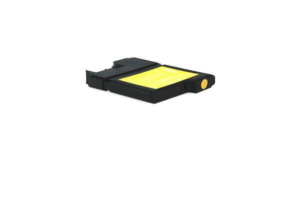 Alternativ zu Brother LC-980Y Tinte gelb