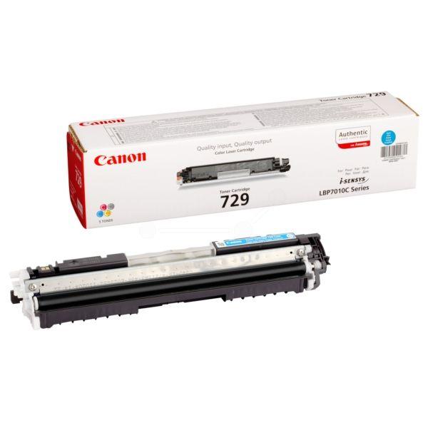 Canon 729C Original Toner cyan