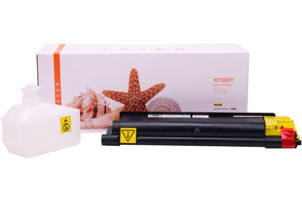Alternativ zu Kyocera TK-580 Y Toner gelb