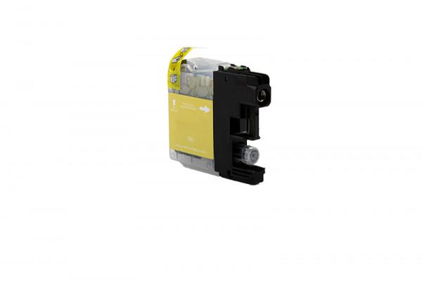 Alternativ zu Brother LC-125XLY Tinte gelb