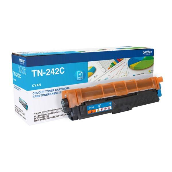 Brother TN-242C Original Tonerkartusche cyan