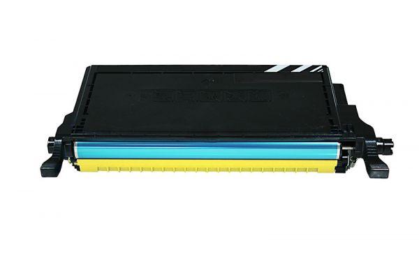 Alternativ zu Samsung CLP-Y660B Toner Yellow