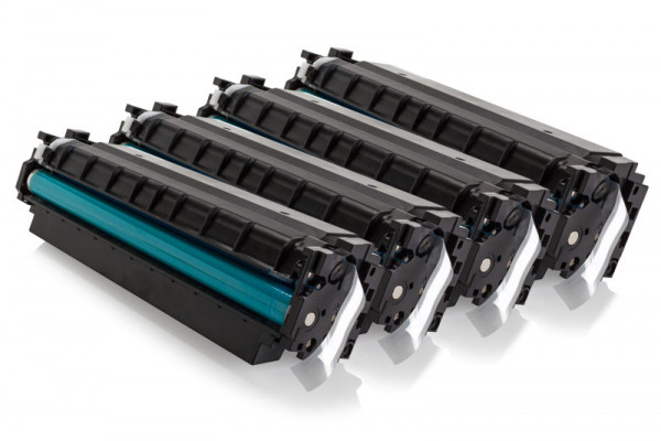 Alternativ zu HP 410X Toner Multipack CMYK