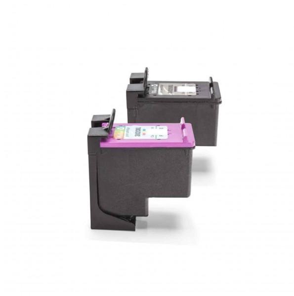 Alternativ zu HP 302XL Multipack schwarz+color