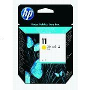 HP 11 Original Tintenpatrone gelb