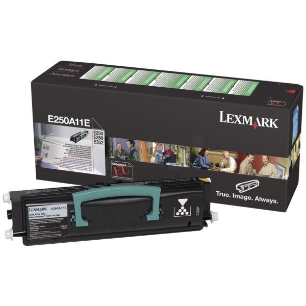Lexmark E450H11E Toner return program