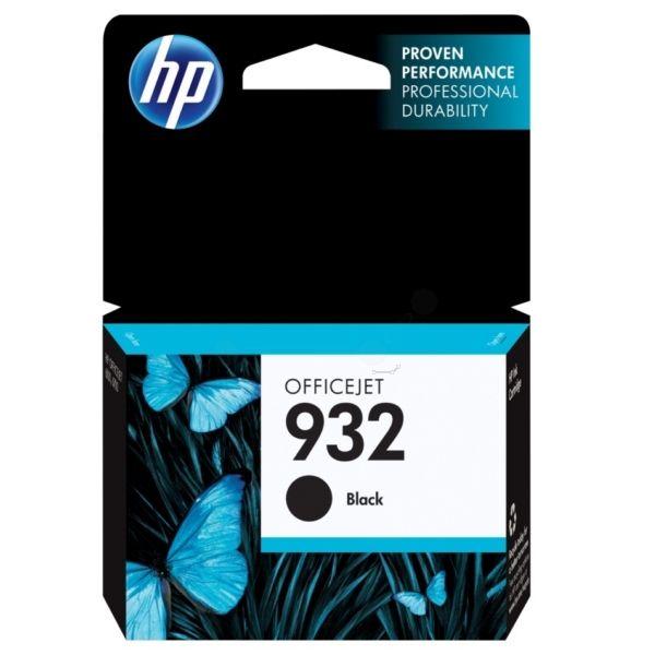 HP 932 Original Tintenpatrone schwarz