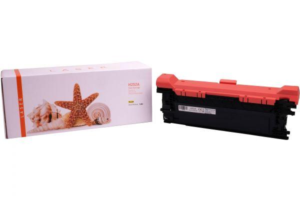 Alternativ zu HP 504A Toner gelb