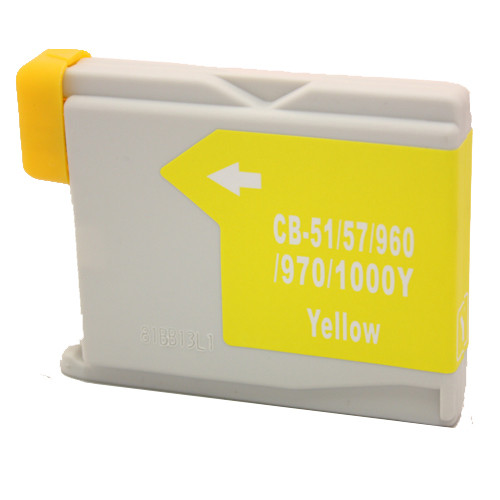 Alternativ zu Brother LC-970Y Tinte gelb