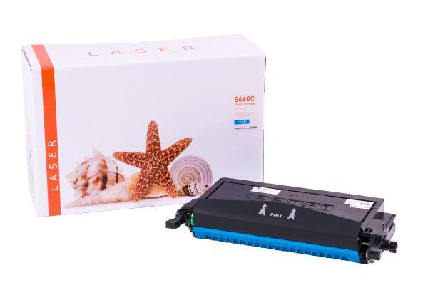 Alternativ zu Samsung C660 Toner cyan