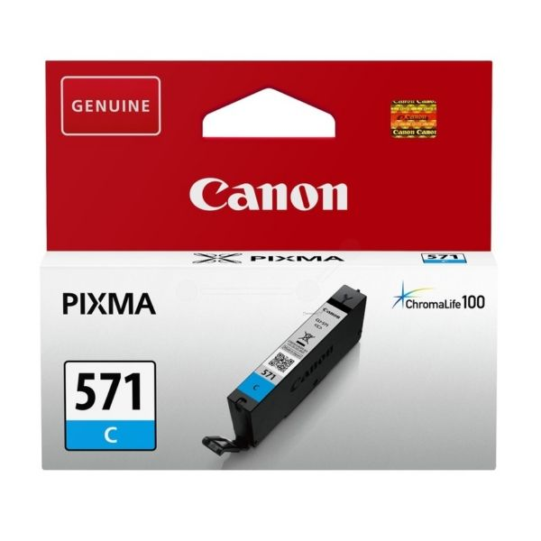 Canon 571C Original Tintenpatrone cyan